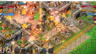 Age of Empires Castle Siege Tutorial Episode 18 - Age 10 Conrad and Richard Attack