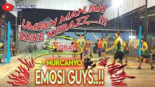 Download UMPAN MANJAH ! IQBAL BIKIN JEDUG NURCAHYO SEMAKIN PANAS  BJI VS PUTRA KEBUMEN NAPOLEON CUP 2020