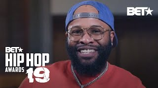 Lil Duval, Chico Bean, Karlous Miller & More Prepare For The First Comedy Cypher! Hip Hop Awards '19
