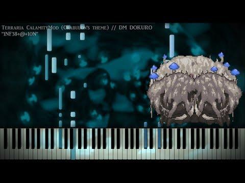 "[Piano Cover] Terraria Calamity - ""1NF3$+@+!0N"""