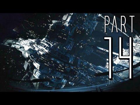 Alien: Isolation (PC) - Part 14 (Breakers / Distribution Conduit / KG348 / Airlock) Gameplay