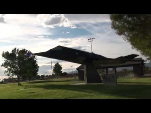Nellis Air Force Base