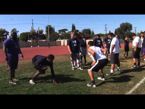 NUC 2014: California, Los Angeles Combine - MVP Winners