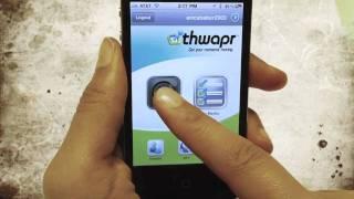 Thwapr - Social Mobile Video Sharing