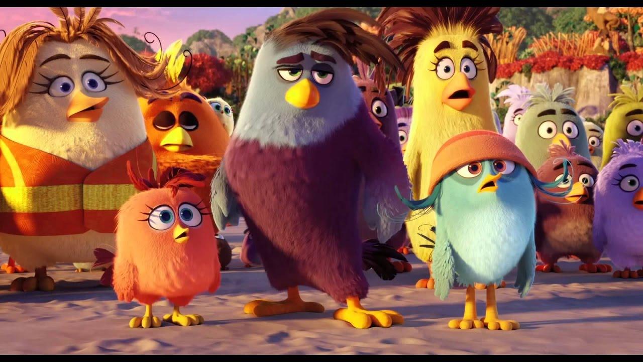 憤怒鳥大電影 2016 - 憤怒的小鳥 2016 - 電影 線上 看 - YouTube