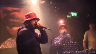 The Beatnuts & DJ AKIL (Live @ Amsterdam / Bitterzoet)