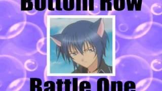 CLOSED Top 32 Sexy Men of Anime Battle: Round Three