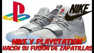 ¡Nike y Playstation se unen para hacer fusión de unas zapatillas! | ¡QUE PRECIOSIDAD!
