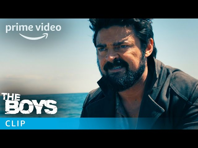 The Boys Season 2 - First Look Clip: The Whale | Amazon Prime Video