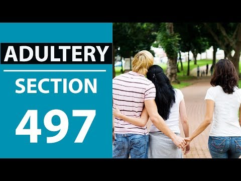 Adultery Section 497 of the Indian Penal Code IPC - Legal GK for CLAT/UPSC/Judiciary exams