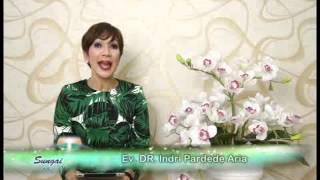 6 Bonus dari Tuhan pada Wanita yang Hatinya melekat pada Tuhan - EV DR Indri Pardede Aria
