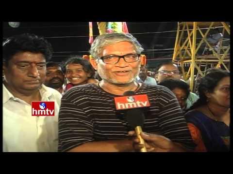 Tanikella Bharani Face to Face Over Voice Dubbing for Godavari Pushkara Harathi | HMTV