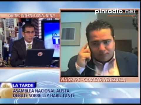 El vídeo que Ricardo Sanchez no quiere que vea el chavismo