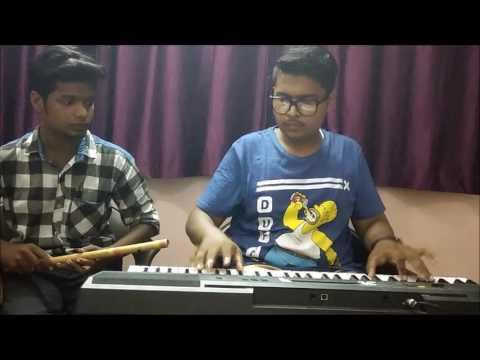 Hamko Maloom Hai Ishq Masoom Hai | Abhi Mujh mein Kahi | Instrumental | Flute & keyboard |