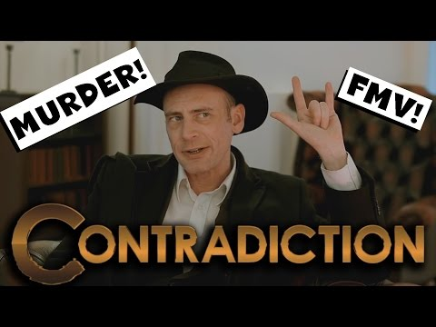 Contradiction - Modern FMV with a Twist