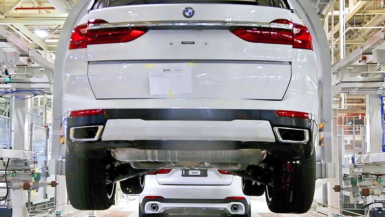 Bmw X7 2019 Pre Production Youtube