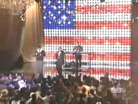 NAS - BLACK PRESIDENT Live at 1/20/2009 - Inauguration's Day