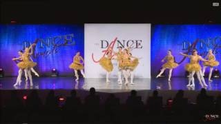 Ballet (Teen & Senior) - Studio of The Year Competition at The Dance Awards 2016