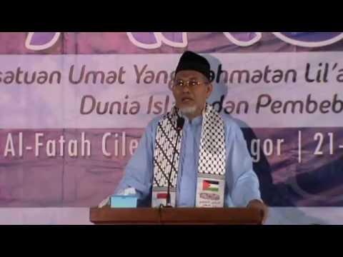 """KH. Abul Hidayat Saerodji """"Istiqomah di Dalam Al-Jama'ah"""""""
