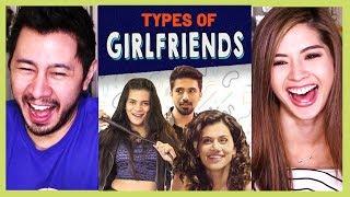 GIRLIYAPA   TYPES OF GIRLFRIENDS   Taapsee Pann...