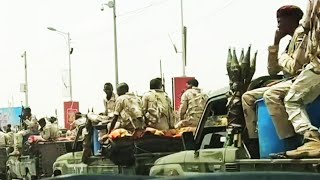 Sudan's VICIOUS Crackdown Against Protesters