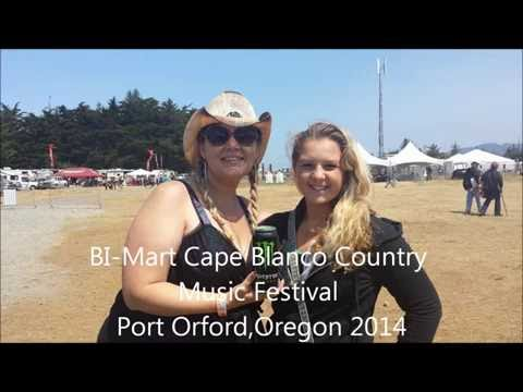 Bi-Mart Cape Blanco Music Festival 2014