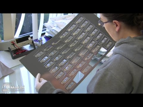 How To Make Metal Business Cards: The Manufacturing Process | My Metal Business Card