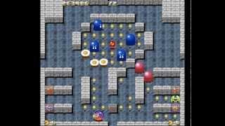 Hyper Pacman arcade no death