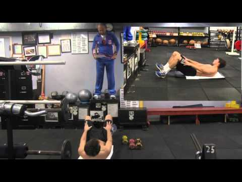 Javorek Golf Strength Exercises