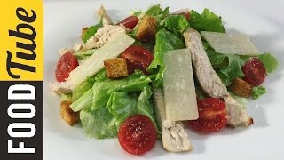 Салат Цезарь! Вкусные Рецепты by Бодя