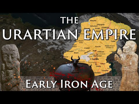 The Urartian Empire and Early Iron Age Armenia ~  Dr. Christ