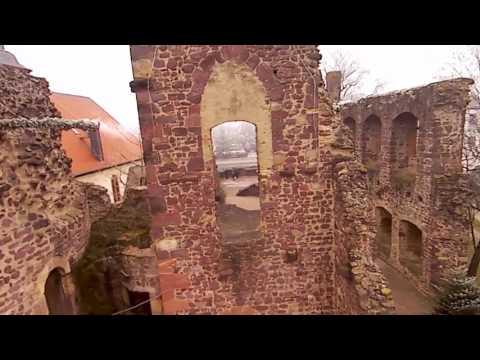 Alte Burganlage Dreieich