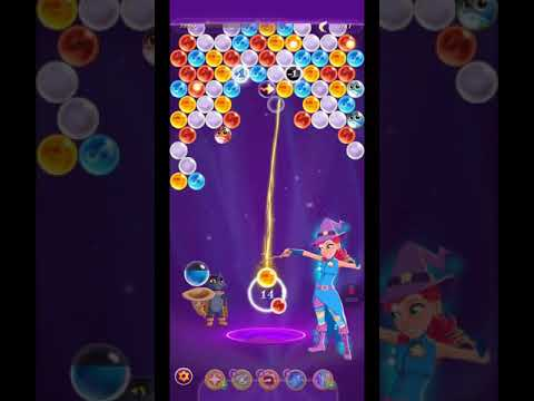 Bubble Witch 3 Saga Level 1450 ~ NO BOOSTERS