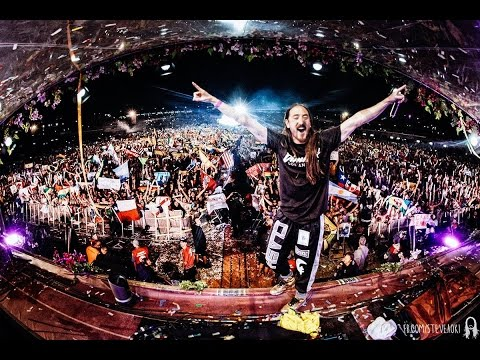 Steve Aoki Live at Tomorrowland Brasil 2015