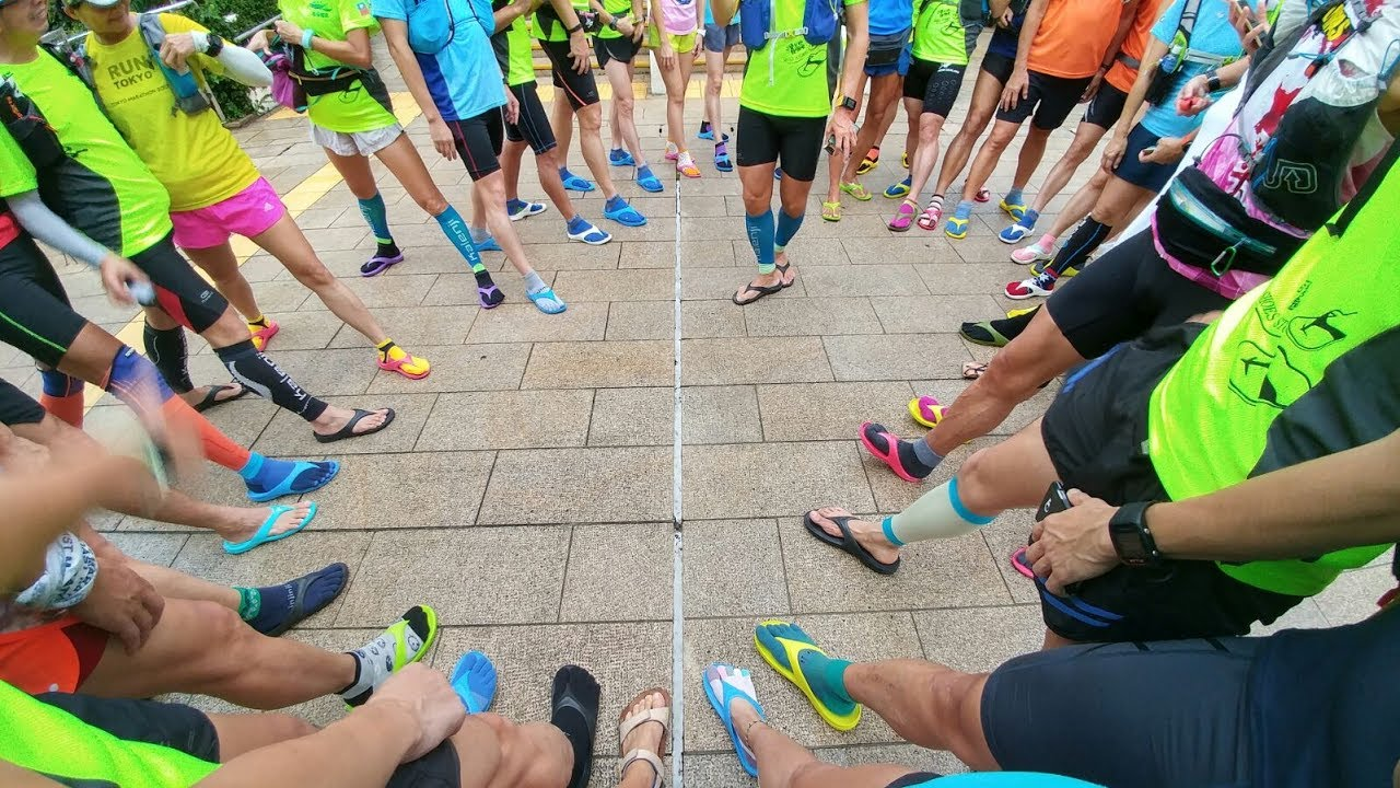 Ysandal 27 Black 265 Cm Barefoot Running Recovery Sandal Lari