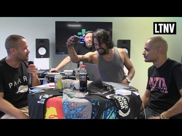 LTNV 6, Duvel, Jawat, Nosa en Nikes ontdekken ingezonden Hip Hop