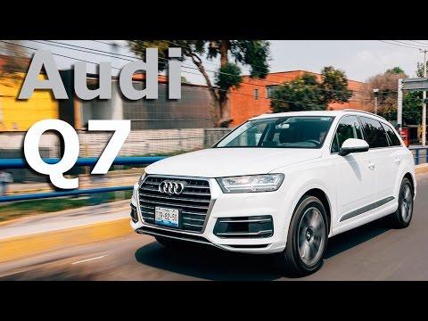 Audi Q7 - una SUV que disfruta de los caminos sinuosos | Autocosmos