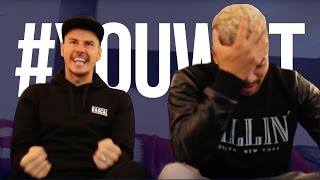 #YOUWOT - Arsenal v Spurs F2 Freestylers battle & Carragher rhymes!