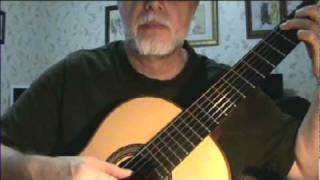 More Than I Can  Say - Leo Sayer (Fingerstyle Guitar)