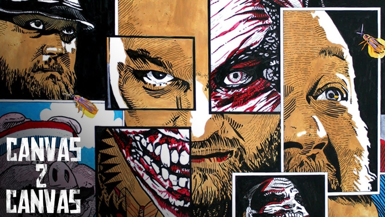 Inside Bray Wyatt's mind: WWE Canvas 2 Canvas