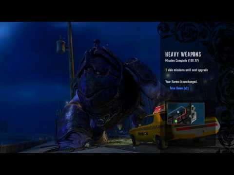 inFamous 2 100% Good Karma Walkthrough Part 40, 720p HD (NO COMMENTARY)