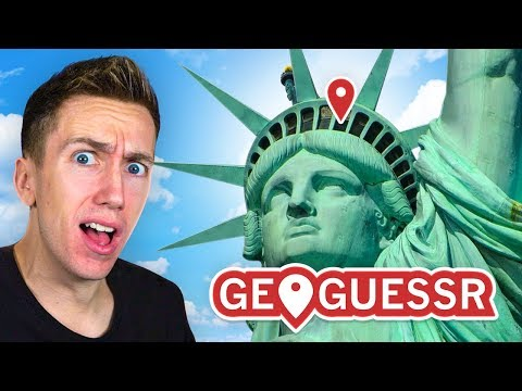 THE EASIEST MAP EVER ON GEOGUESSER