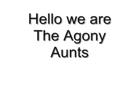 Introduction- The Agony Aunts