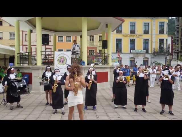 CHARANGA ALIANZA (Madrid) | Concurso de Charangas Sotrondio
