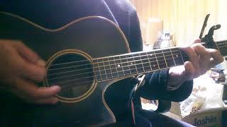 京都マラソンテーマ曲『一歩前に / #奥華子 』ギター弾き語りカバー