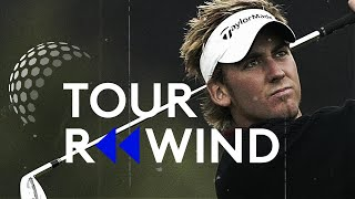 27-year-old Ian Poulter wins at The Celtic Manor Resort | Tour Rewind