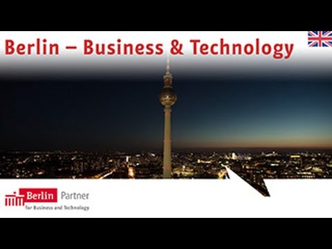 Berlin - business and technology 2016 (EN)
