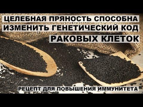 масло черного тмина, лечение черным тмином
