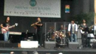 Ya Ali Mushkil Kusha - Mekaal Hasan Band! LIVE at Union Square, New York !!