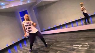 Анна Винчук - урок 8 [Sexy R&B]